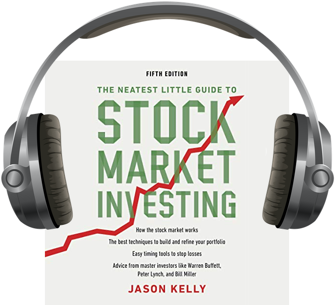 Audiobook cover of 'The Neatest Little Guide to Stock Market Investing'